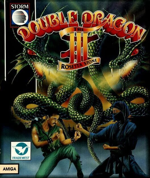 Double Dragon 3: The Rosetta Stone Display Picture