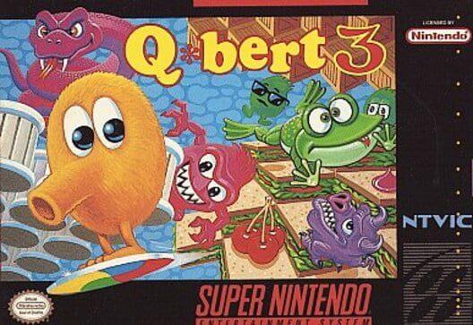 Q*bert 3 Display Picture