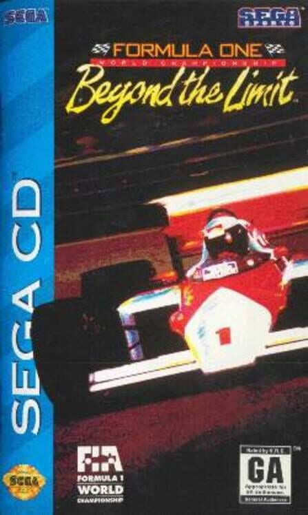 Formula One World Championship: Beyond the Limit Display Picture