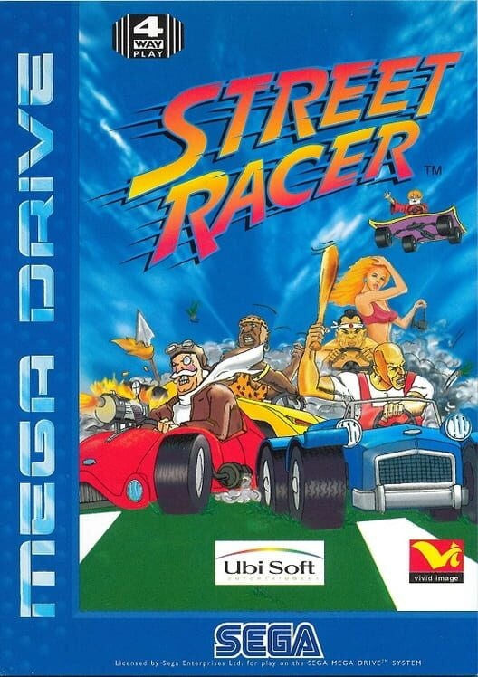 Street Racer Display Picture