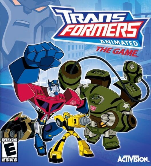 Transformers Animated: The Game Display Picture