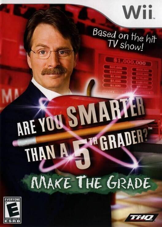 Are You Smarter Than A 5th Grader?: Make the Grade image
