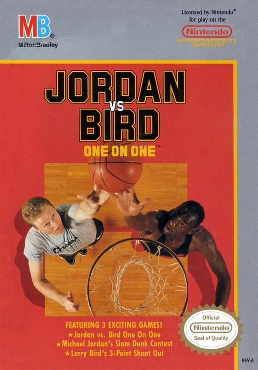 Jordan vs. Bird: One on One Display Picture