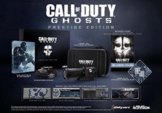 Call of Duty: Ghosts - Prestige Edition image
