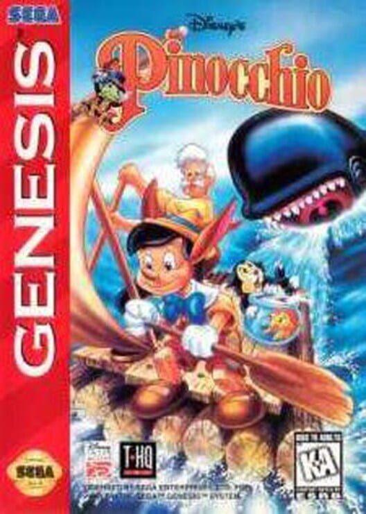 Pinocchio Display Picture
