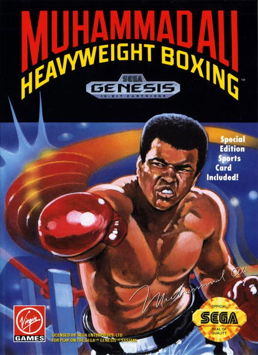 Muhammad Ali Heavyweight Boxing image