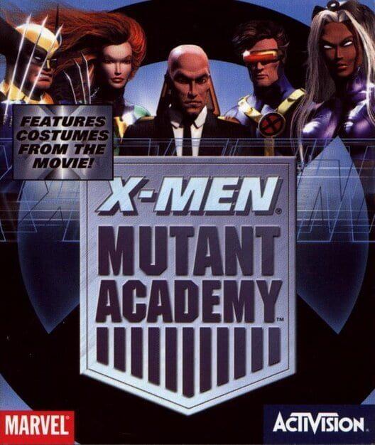 X-Men : Mutant Academy image