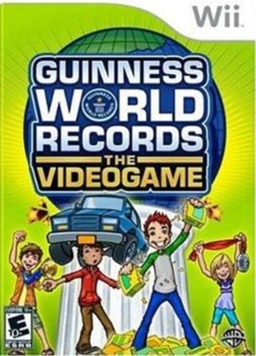 Guinness World Records: The Video Game Display Picture