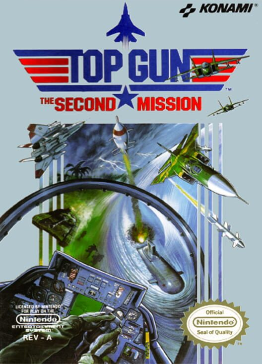 Top Gun: The Second Mission image