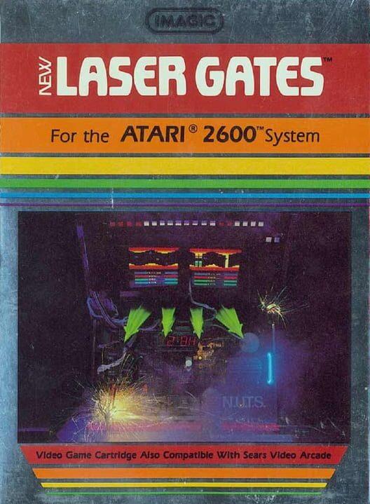 Laser Gates Display Picture