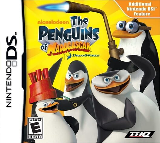 The Penguins of Madagascar Display Picture