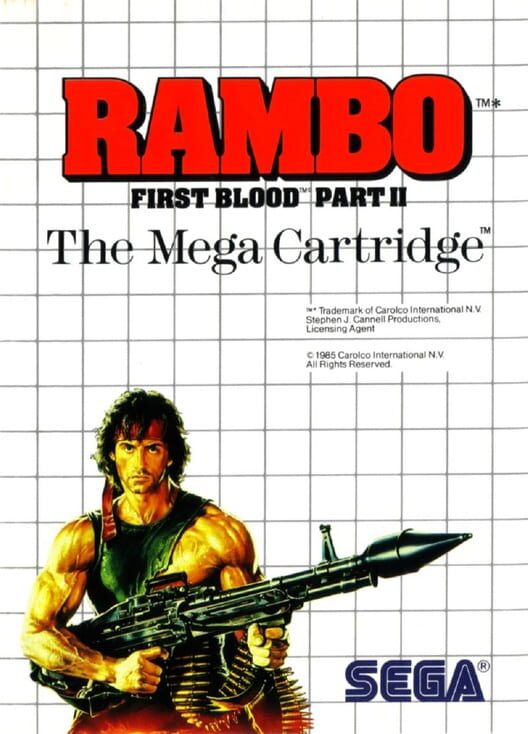 Rambo - First Blood Part 2 image