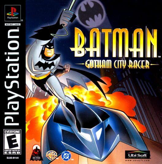 Batman: Gotham City Racer image