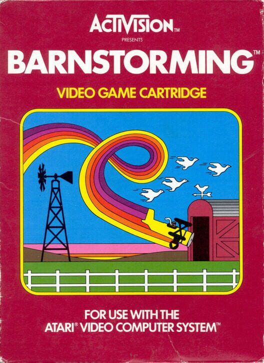 Barnstorming Display Picture