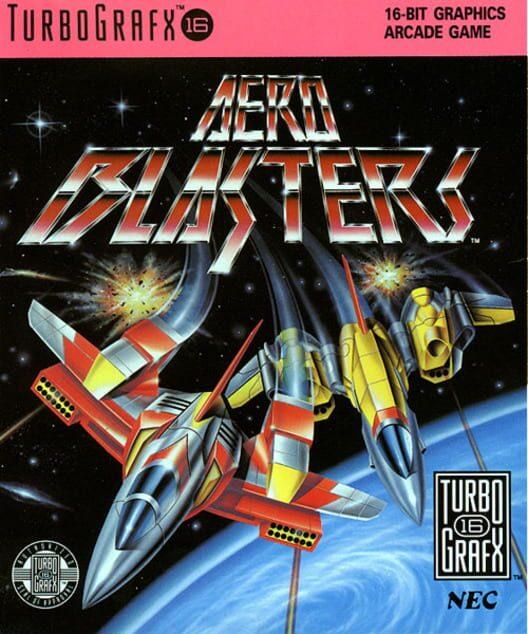 Aero Blasters image