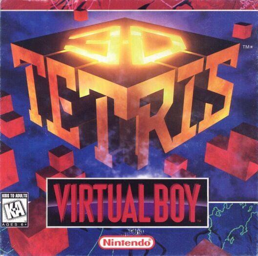 3-D Tetris image