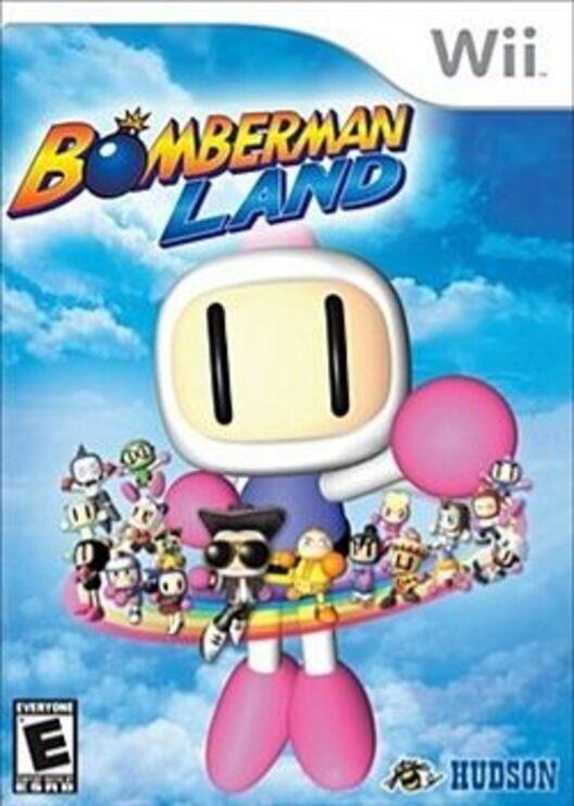Bomberman Land Wii image