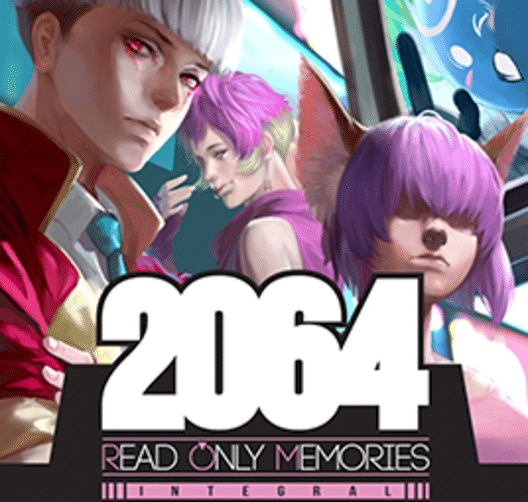 2064: Read Only Memories for PlayStation Vita