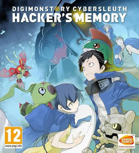 Digimon Story: Cyber Sleuth - Hacker's Memory image
