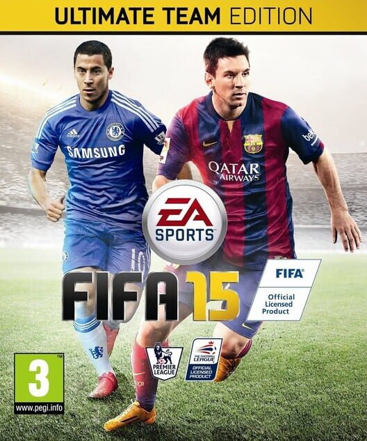 FIFA 15: Ultimate Team Edition Display Picture