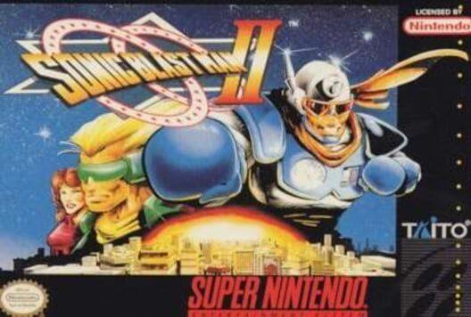 Sonic Blast Man II Display Picture