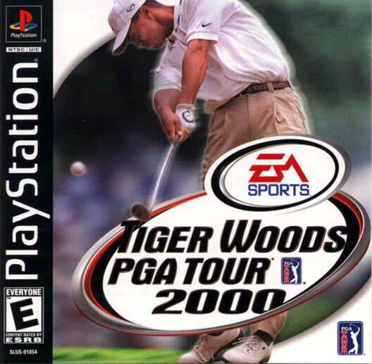 Tiger Woods PGA Tour 2000 image