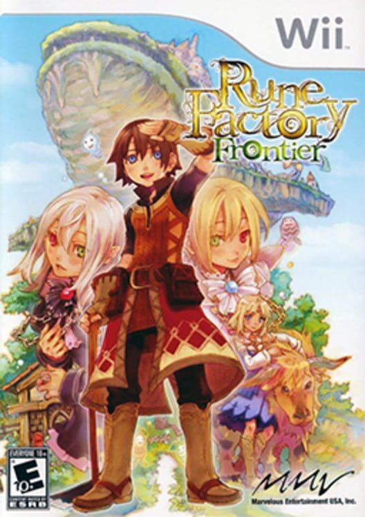 Rune Factory Frontier image
