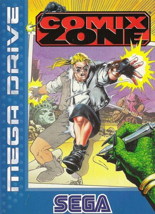 Comix Zone Display Picture