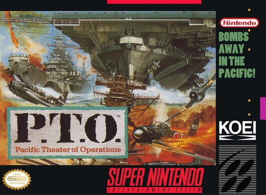 P.T.O.: Pacific Theater of Operations Display Picture
