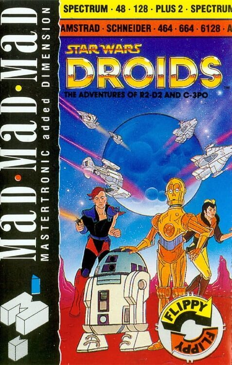 Star Wars: Droids - The Adventures of R2-D2 and C-3PO image