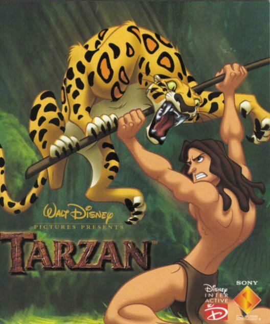 Disney's Tarzan image