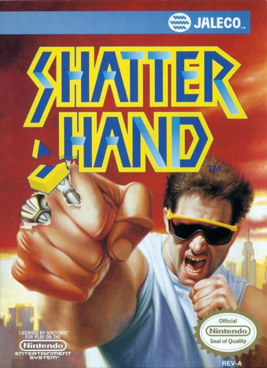 Shatterhand image