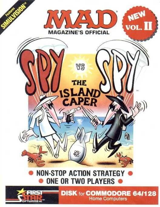 Spy vs Spy II: The Island Caper image