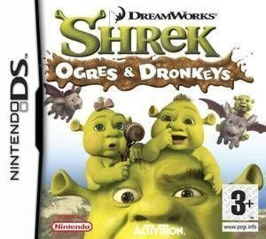 Shrek: Ogres and Dronkeys Display Picture