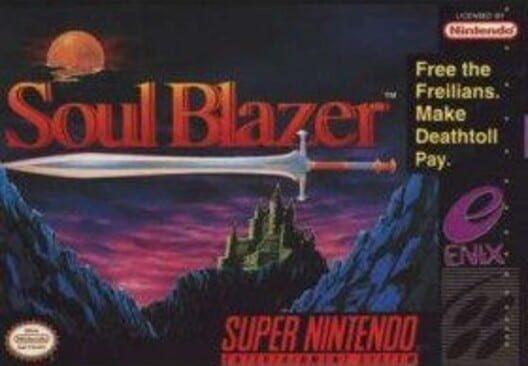 Soul Blazer Display Picture