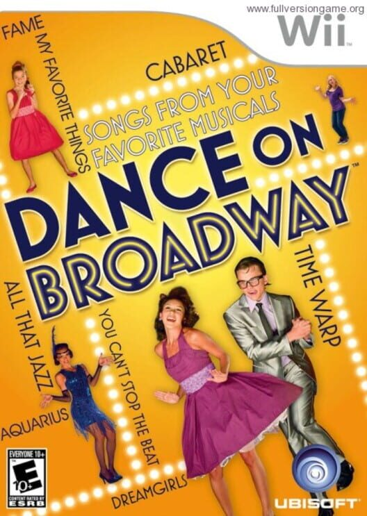 Dance on Broadway Display Picture