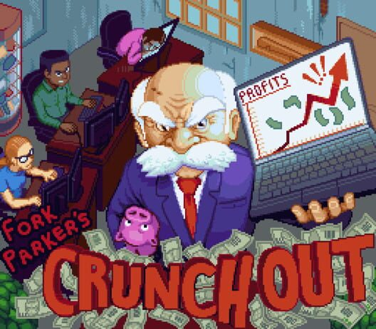 Fork Parker's Crunch Out Display Picture