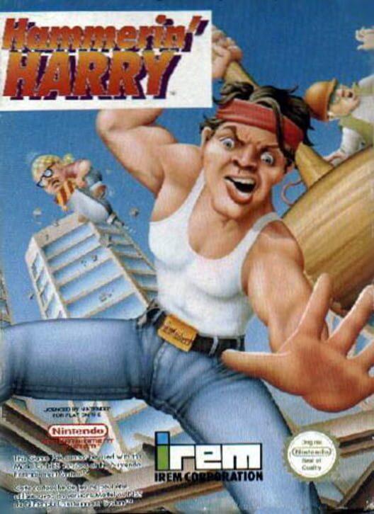 Hammerin' Harry Display Picture