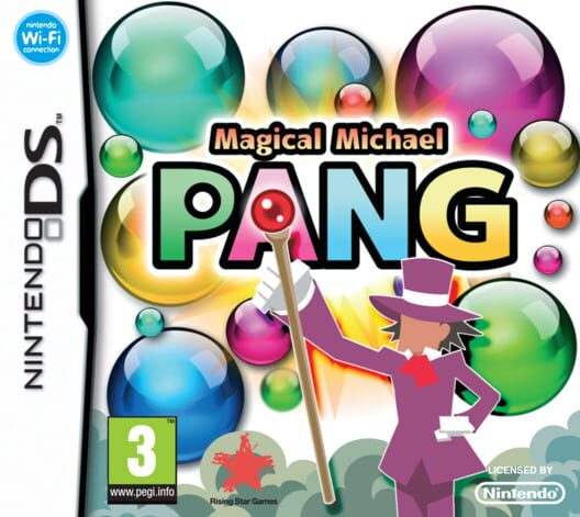 Pang: Magical Michael Display Picture