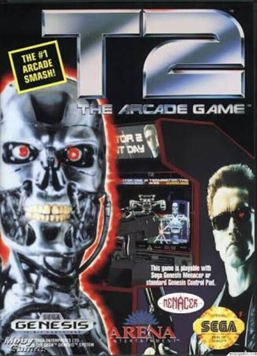 T2: The Arcade Game Display Picture