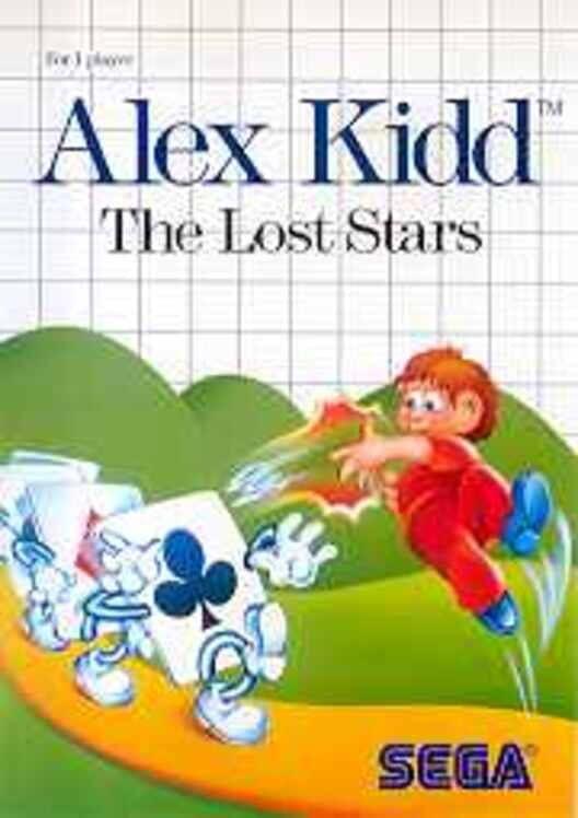 Alex Kidd: The Lost Stars Display Picture