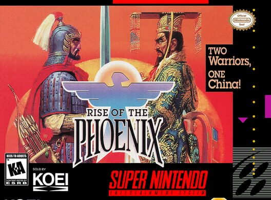 Rise of the Phoenix Display Picture
