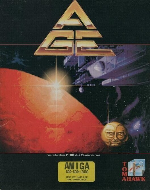 A.G.E.: Advanced Galactic Empire image