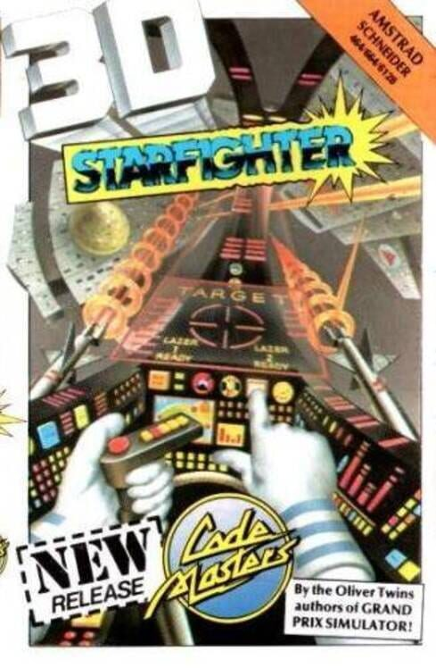 3D Starfighter image