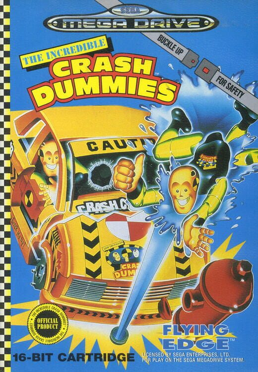 The Incredible Crash Dummies Display Picture