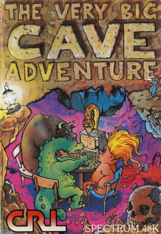 The Very Big Cave Adventure image
