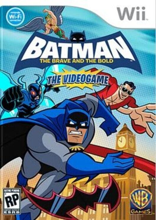 Batman: The Brave and the Bold – The Videogame image
