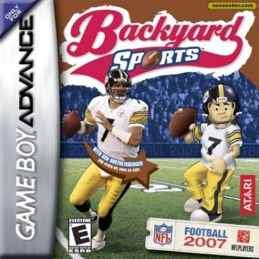 Backyard Sports Football 2007 image