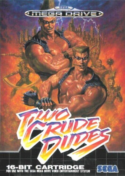 Two Crude Dudes Display Picture