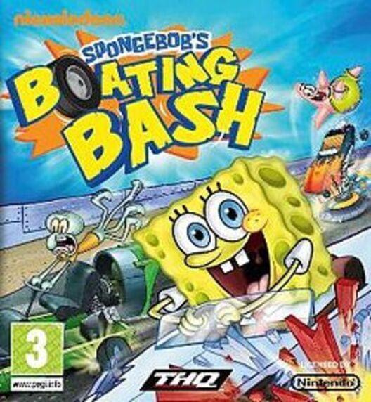 SpongeBob's Boating Bash Display Picture
